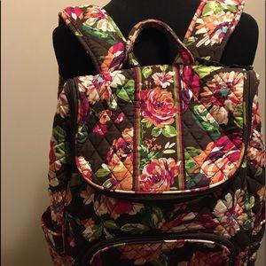 Very Bradley Backpack Gently Used